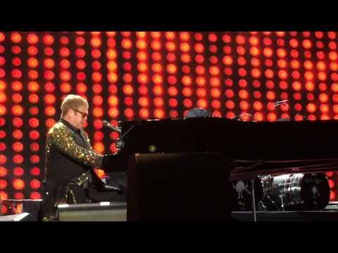 Elton John The Bitch is Back Part 2 Atlanta Music Midtown 2015
