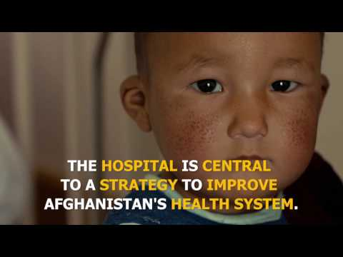 A new hospital for Bamyan