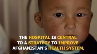 A new hospital for Bamyan thumbnail