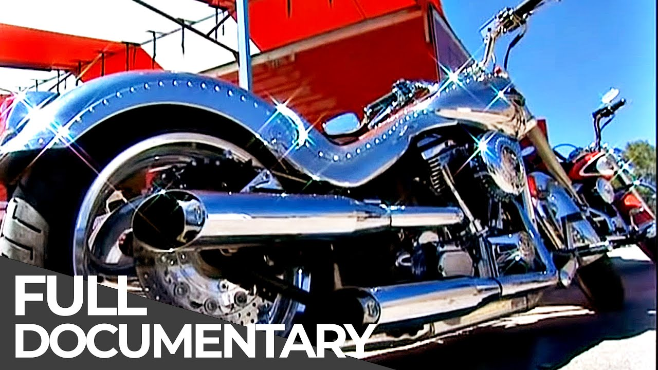 HOW IT WORKS | Harley Davidson, Glasses, Pistachio Harvest, Armchair | Episode 25 | Free Documentary