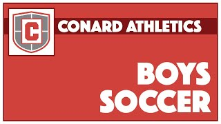 Conard Varsity Boys Soccer vs. Avon - September 13, 2021