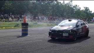 2013年 全日本ラリー選手権 第5戦 群馬