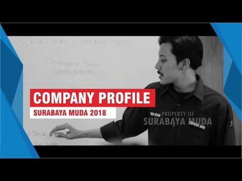 COMPANY PROFILE SURABAYA MUDA 2018