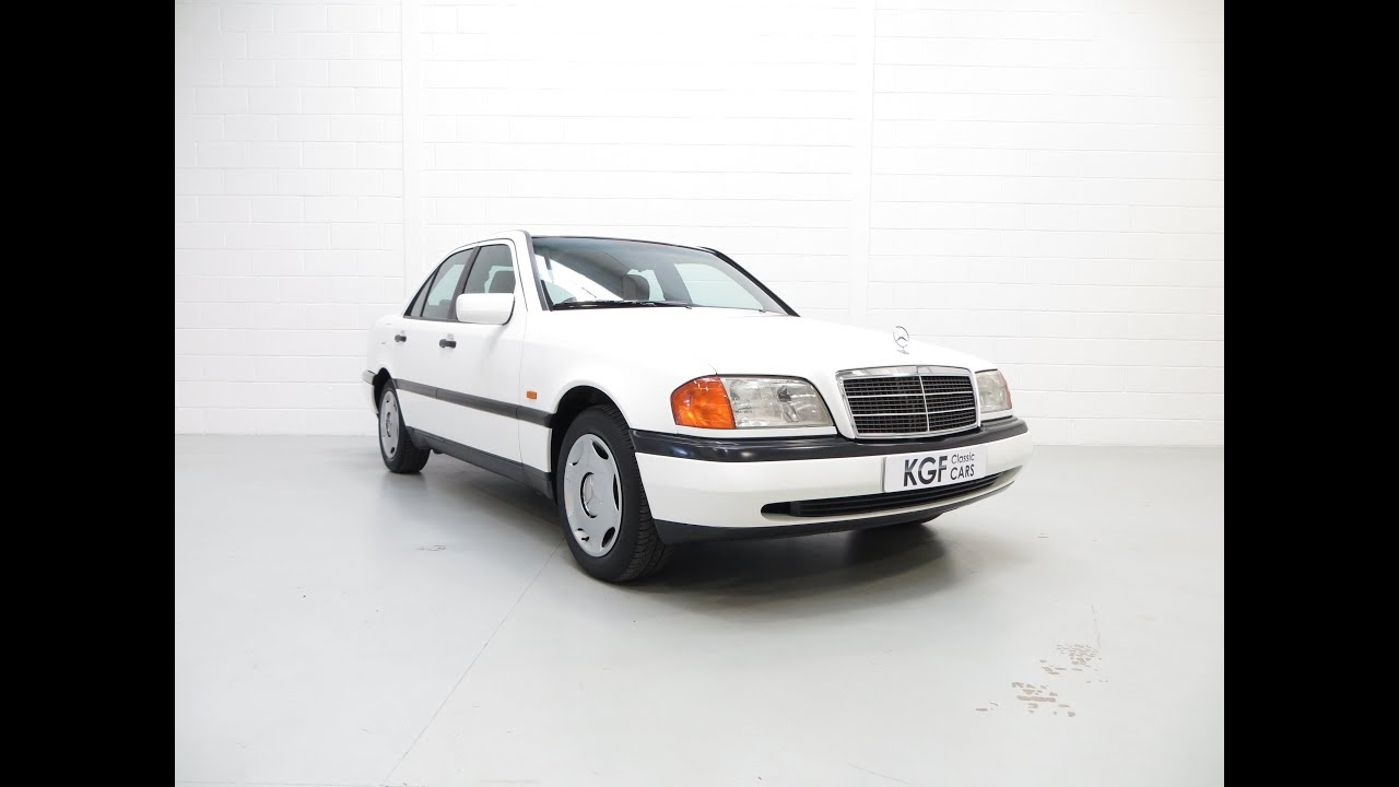 an outstanding mercedes benz c180 w202 with full service. Black Bedroom Furniture Sets. Home Design Ideas