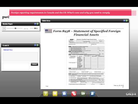 Foreign reporting requirements in Canada and the US What s new and why you need to comply