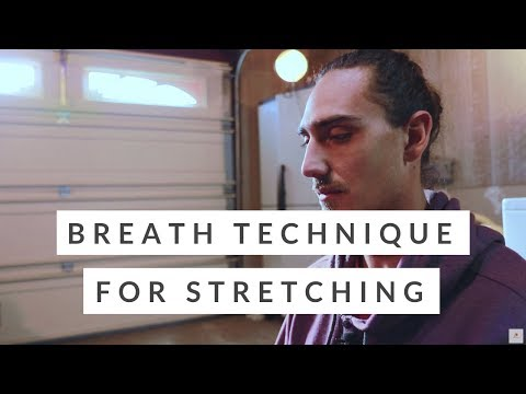 How to stretch basics how to breathe