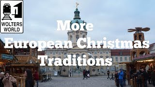 Unique European Christmas Traditions