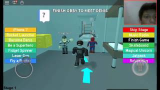 Roblox parte 1 scaping the prision
