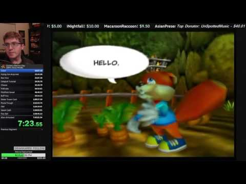 Conker's Bad Fur Day - 100% Story Mode - 5:38:30