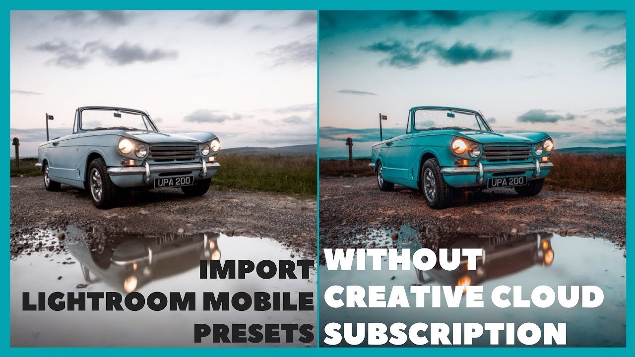 How to Install Presets on Lightroom Mobile | Xiaomi Photography