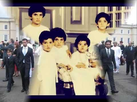 #princ#dubai Sheikh Mohammed Bin Rashid Al Maktoum Family