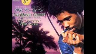 Billy Ocean - Caribbean Queen -  instrumental (in full instrumental - no karaoke)