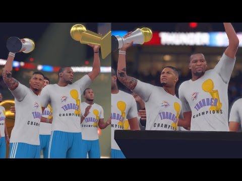 NBA 2K16 MyCAREER  NBA CHAMPIONS!! Shawn Harris LAST NBA GAME!! Going Out Like Kobe Bryant!!
