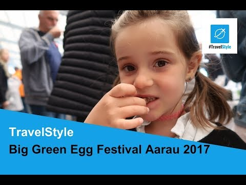 Big Green Egg - Flavour Fair 2017 in Aarau (Switzerland)