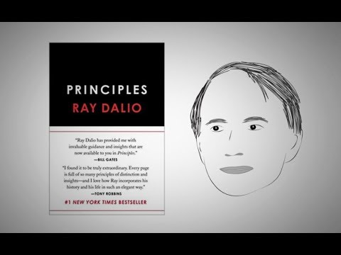 PRINCIPLES by Ray Dalio | Animated Core Message