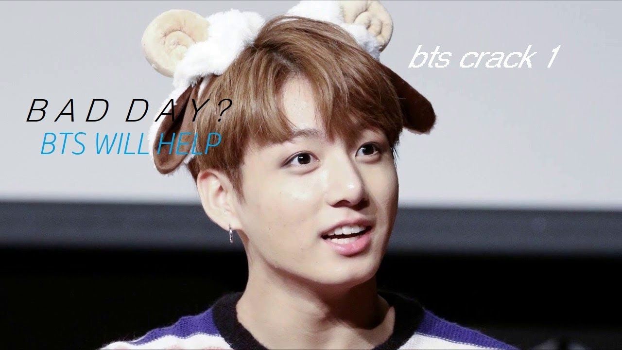 Bad Day Bts Will Cheer You Up First Video Youtube