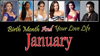 Birth Month And Your Love Life | January | Super Movies Adda