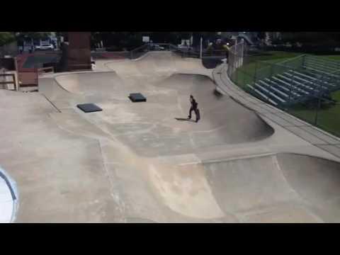 Ricky skateboard short