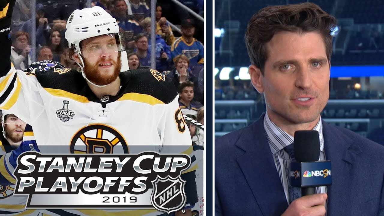 What the Bruins had to say about power play dominance in Game 3 of the Stanley Cup Final