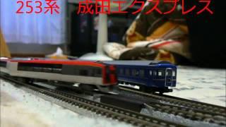 鉄道模型で複線ドリフトを再現してみた\(◎o◎)/!?