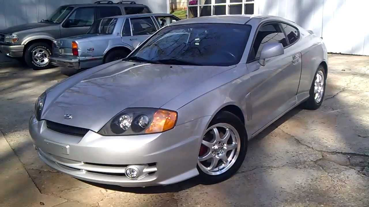 2003 hyundai tiburon gt tour youtube. Black Bedroom Furniture Sets. Home Design Ideas