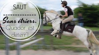 [Cours GoPro] SAUT♥ On enchaine sans etriers, Quador était deter'!