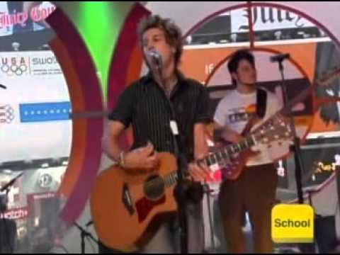 Ryan Cabrera - On The Way Down (MTV TRL 2004)