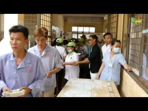 CT THVNN - LM JB Nguyen Sang - Nau An tai Benh Vien Tam Than - Tien Giang - 25-08-2016