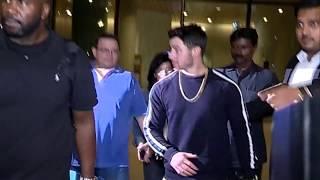 Welcome Back Nick Jonas to Mumbai! | Is The Wedding FINALLY HAPPENING