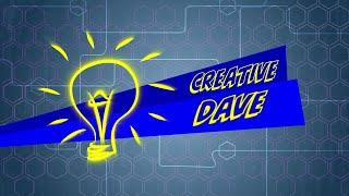 Creative Dave Episode 1 - The Creativity Formula