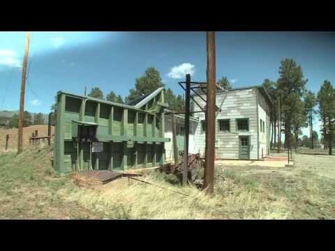 Historic Manhattan Project Sites at Los Alamos