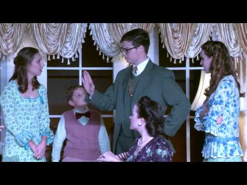Cheaper by the Dozen Live - The Gilbreth Living Room. A Day in Autumn. (Act I, Scene 1)