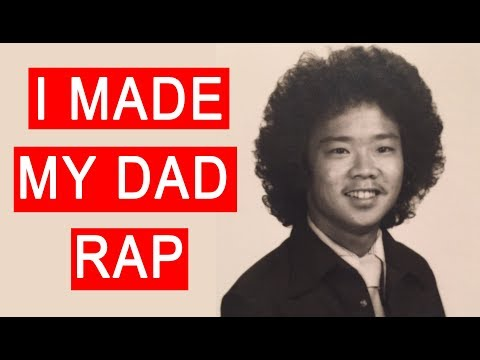 I MADE MY DAD RAP THOTIANA | Kylie Moy
