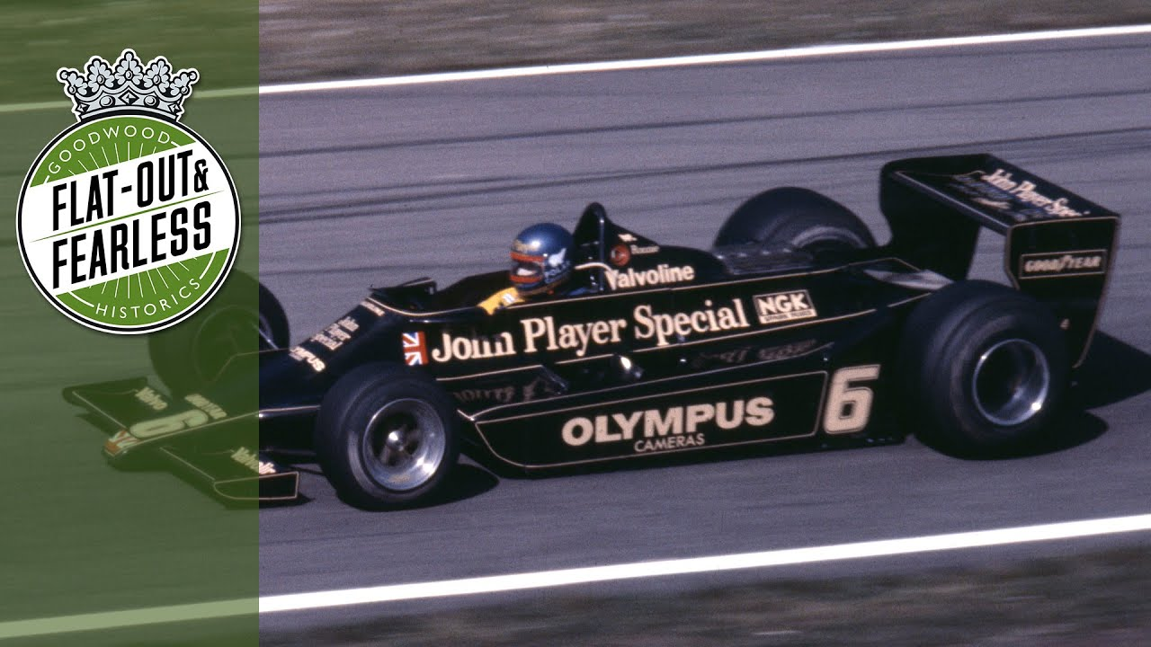 Black Beauty: The Lotus 79 That Dominated F1 - YouTube