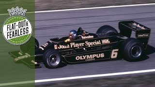 Black Beauty: The Lotus 79 That Dominated F1