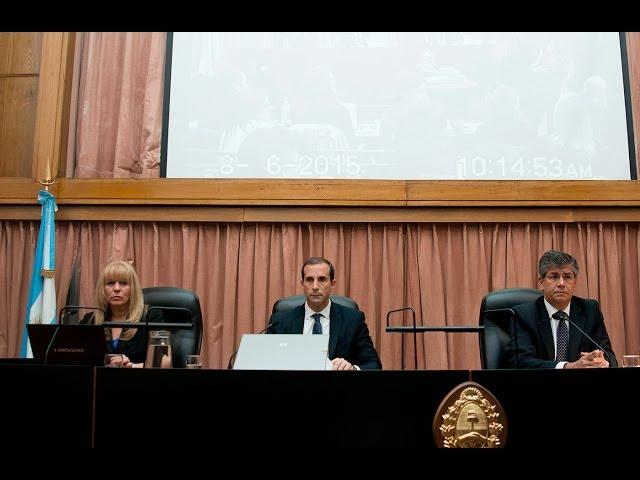 Juicio oral por irregularidades en la investigación del atentado a la AMIA (segunda audiencia)