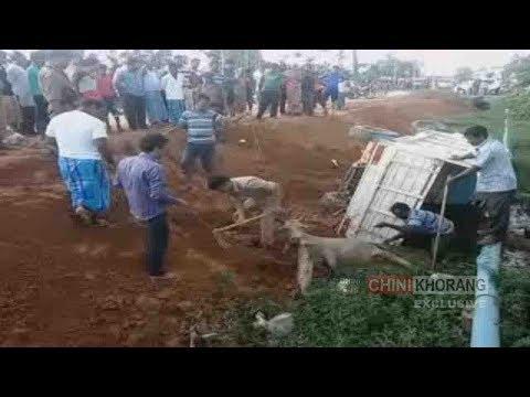 Patimung Thaiono Kwmakha Khoroknwini Langma-Udaipur Accident