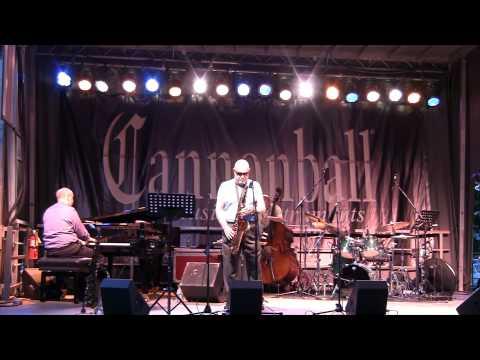 Cannonball Saxophones - Don Menza - Salt Lake Jazz Festival 2011