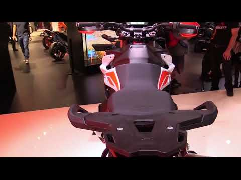 KTM  Adventure R Complete Accs Series Lookaround Le Moto Around The World