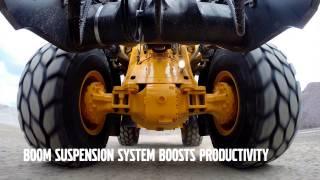 볼보 H-시리즈 휠 로더: 더 높은 곳으로 승강