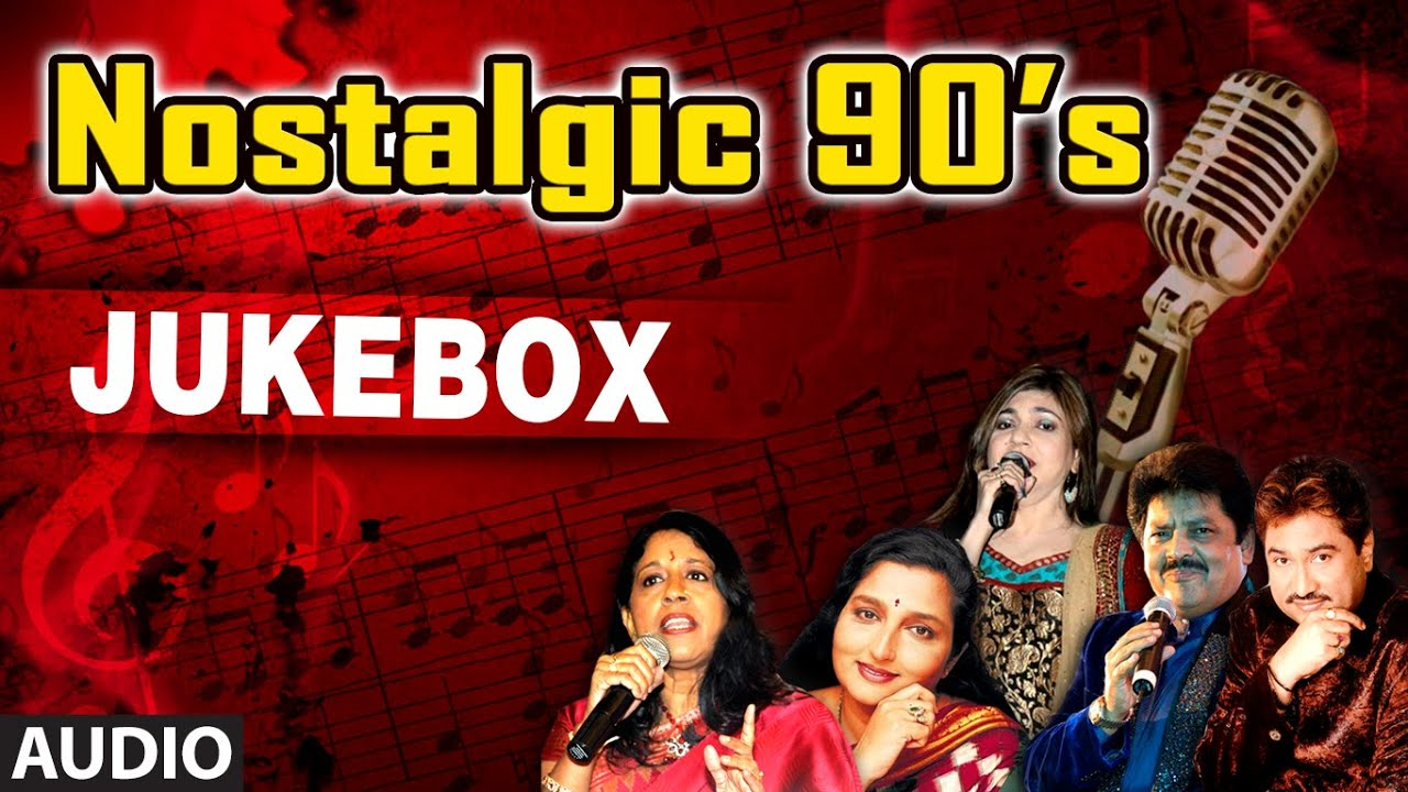 Nostalgic 90's Super Hit Songs | Audio Jukebox | Non Stop Bollywood Retro Hits (1990 - 1999)