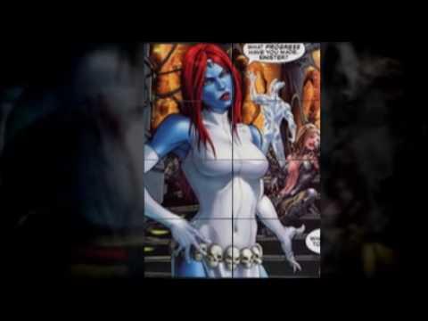 Mystique Tribute (Marvel Comic Books)