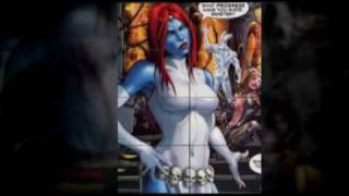 Mystique Tribute (Marvel Comic Books)