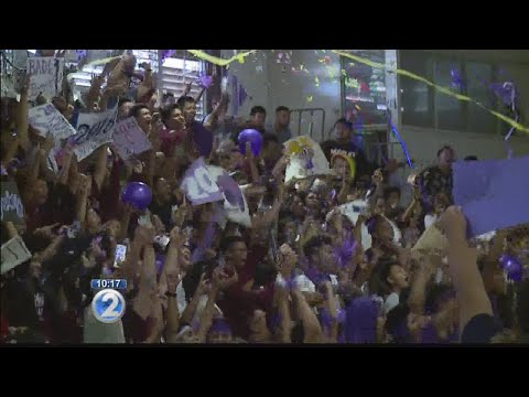 Farrington High School recognized for special olympics