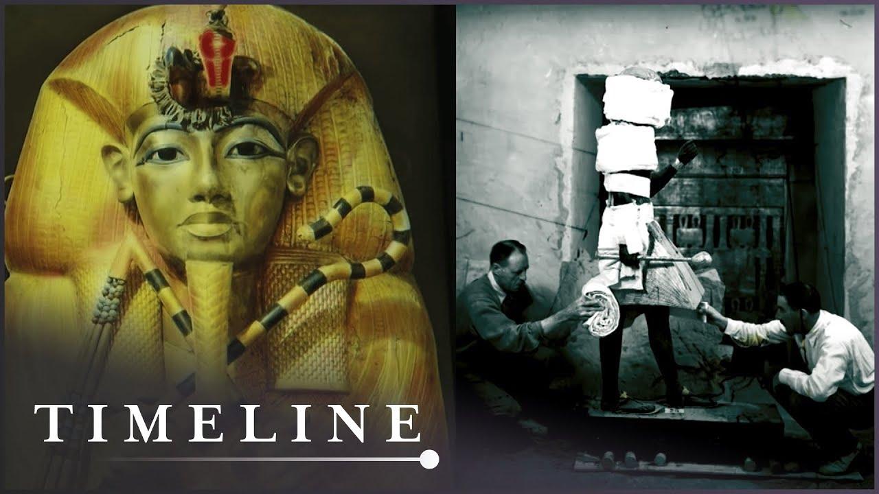 The Man Who Shot Tutankhamun (Photography Documentary) | Timeline