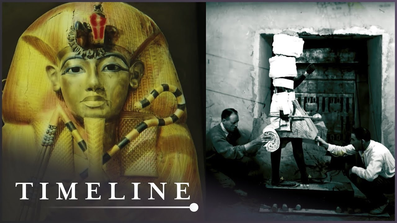 Download The Photographs That Brought Tutankhamun To Life | The Man Who Shot Tutankhamun | Timeline