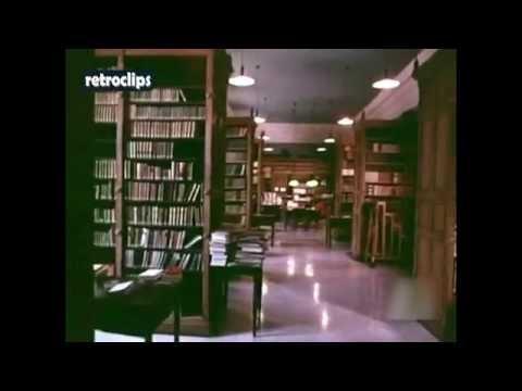 1979 Una sesión de la Real Academia Española de la Lengua - Académicos de la Lengua - RAE