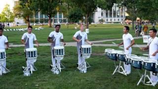 Blue Knights 2015 Drumline - DDL