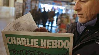 Agotada la nueva edición de Charlie Hebdo