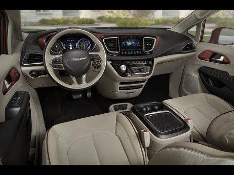 Landers Jeep Little Rock >> 2017 Chrysler Pacifica Interior | Steve Landers Chrysler ...